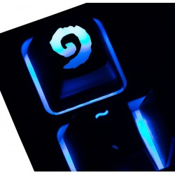 Hearthstone ABS Backlit Keycap